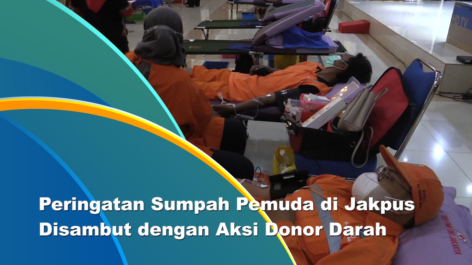 FKDM Jakpus-PMI DKI Gelar Aksi Donor Darah